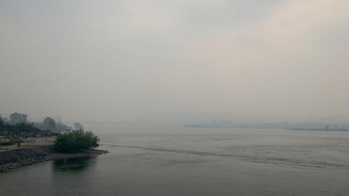 Синоптики рассказали, когда в Красноярск придёт спасение от дыма