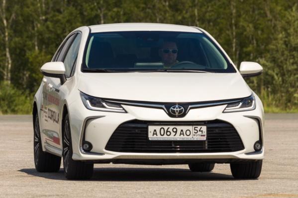 Toyota Corolla — самый популярный автомобиль на планете Земля