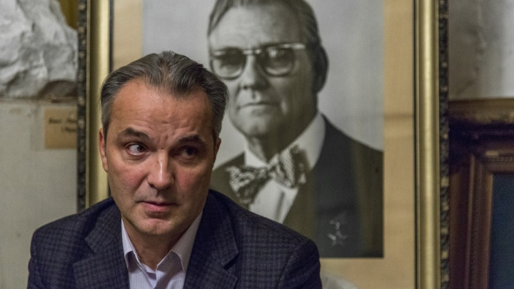 «Хотел жить в Волгограде»: внук Евгения Вучетича рассказал о создателе Родины-матери в его 110-летие