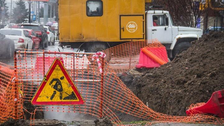 В Ростове из-за ремонта четыре улицы останутся без воды