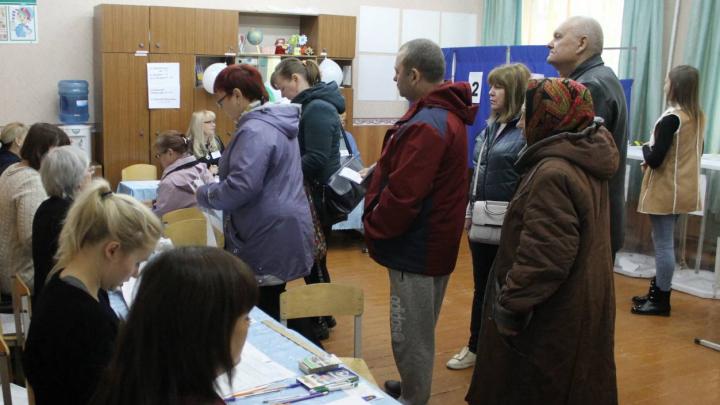 Курган и Шадринск включаются в выборы медленнее районов