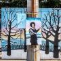 «Кто это сделал — никто не сознаётся»: урбанисты восстановят триптих с Пушкиным, закрашенный краской