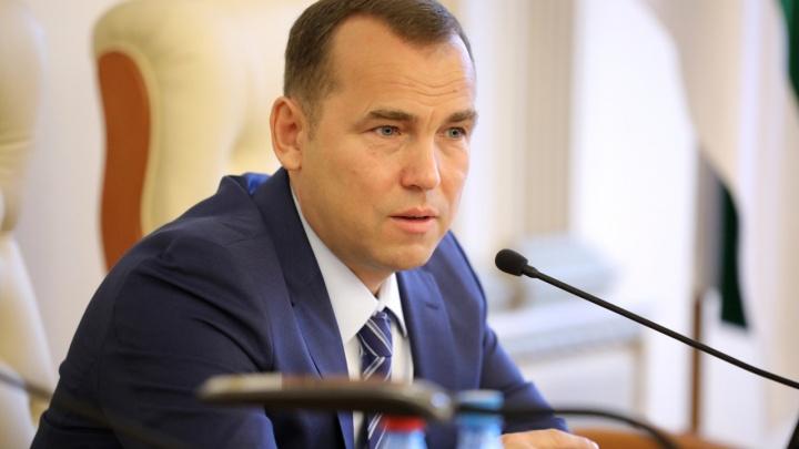 Шумков провел первые назначения в правительстве Курганской области