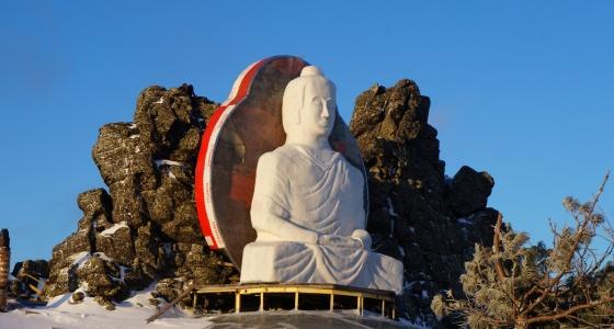 Маршрут выходного дня: совершаем восхождение на самую буддийскую гору Урала