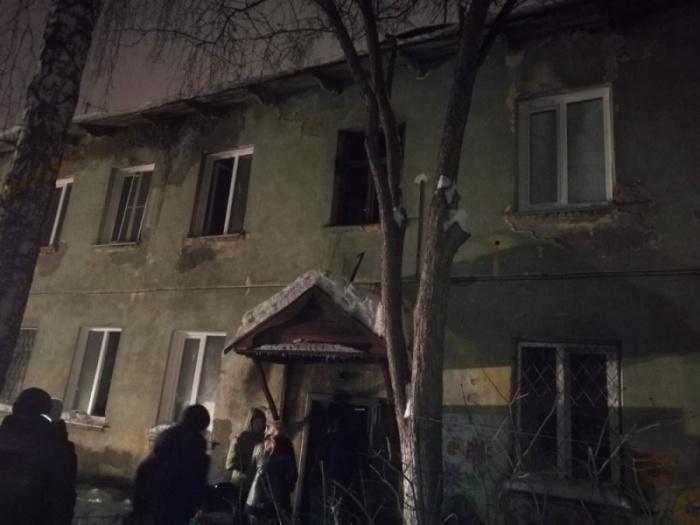 Пожарных на место происшествия вызвали в 11-м часу вечера среды