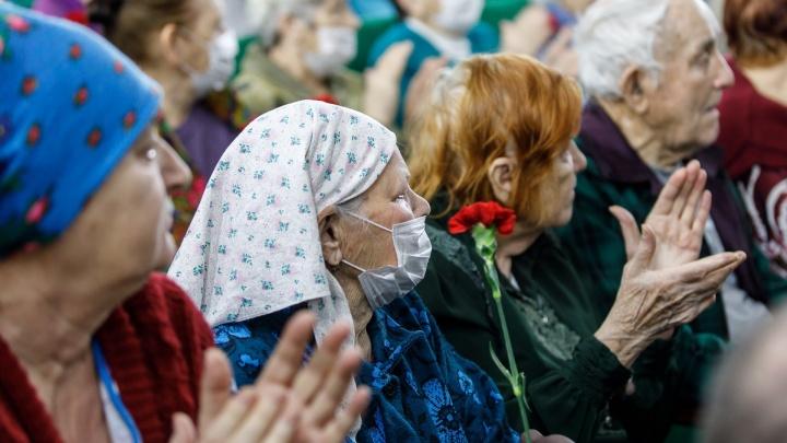 В Волгоградской области с 1 апреля на 187 рублейвырастут пенсии