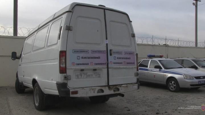 Под Волгоградом задержали вооруженных похитителей 35 овец