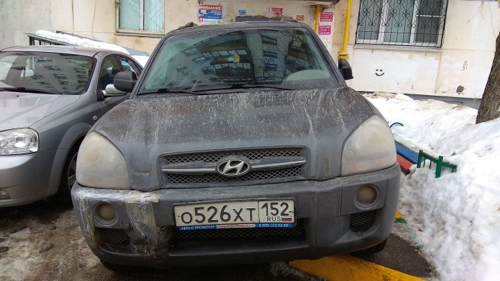 Короли парковки: нижегородские автохамы против врачей и детей
