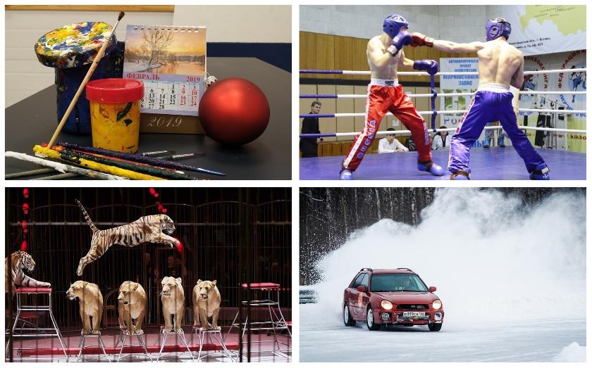 Выходные в Нижнем Новгороде: «Сплин», гонки на собачьих упряжках и фестиваль крепких напитков