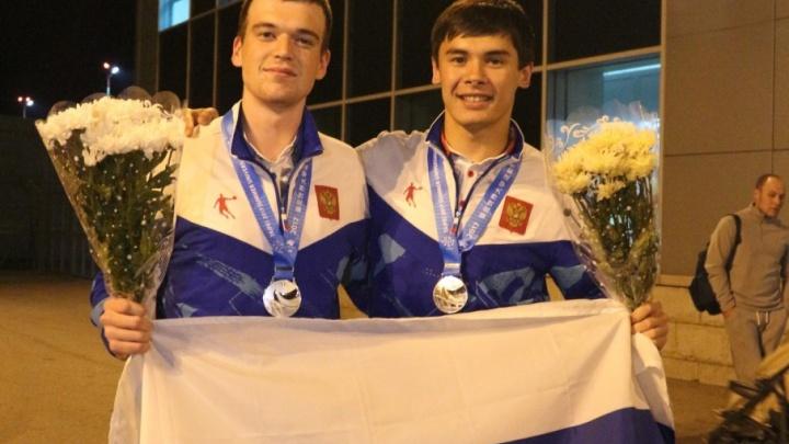Уфимские рапиристы стали призерами Универсиады