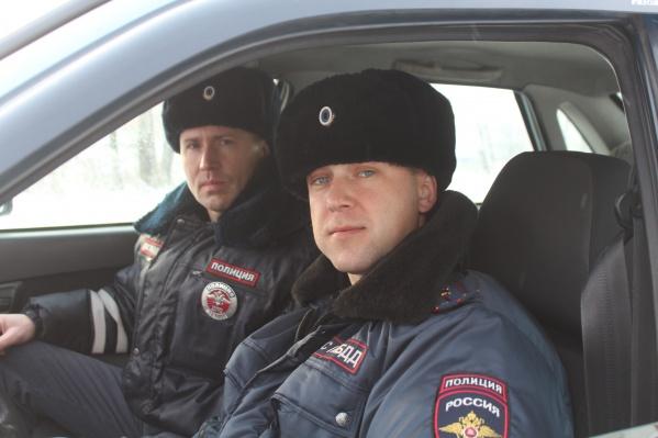 Евгений Дубра и Алексей Сапожников