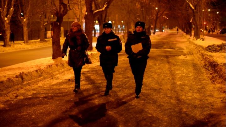 А ваш ребёнок где? В Екатеринбурге за праздники полицейские поймали 80 детей, которые гуляли ночью
