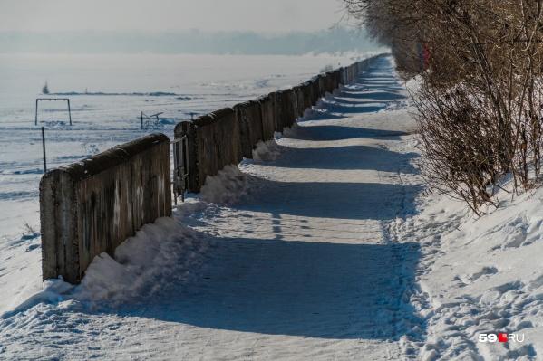 Несмотря на холодный февраль в Прикамье, солнце будет светить чаще и по-весеннему