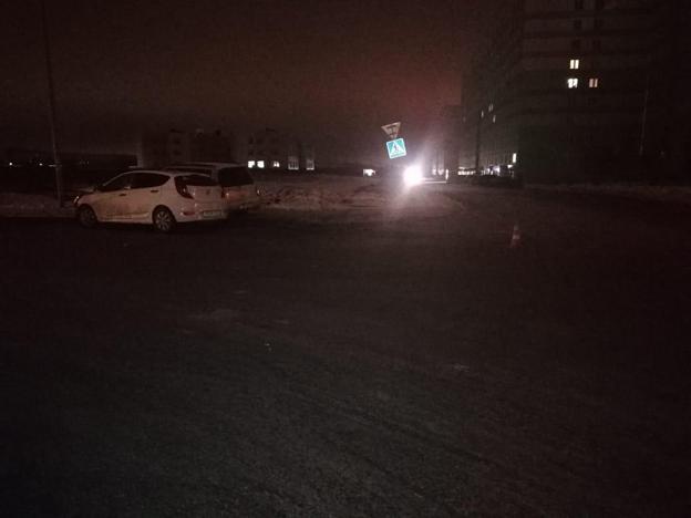 Авария случилась недалеко от дома № 1/1 на улице Бронной