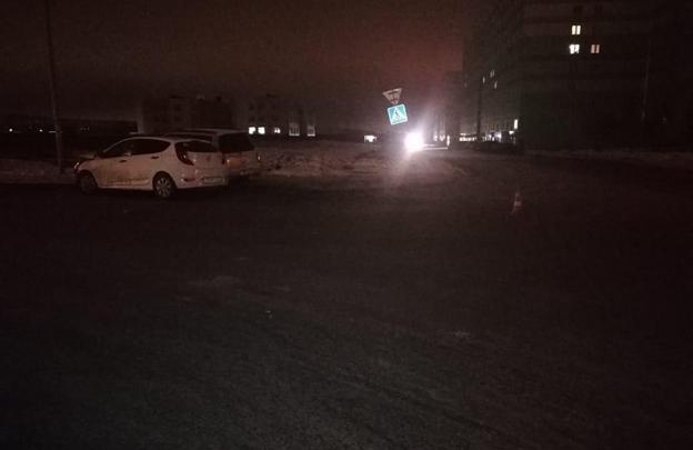 Подростка увезли в больницу после столкновения двух иномарок