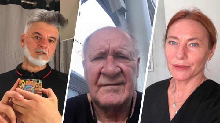 «Твоя лента через 30 лет»: красноярцы засыпали Instagram фотографиями состаренных себя