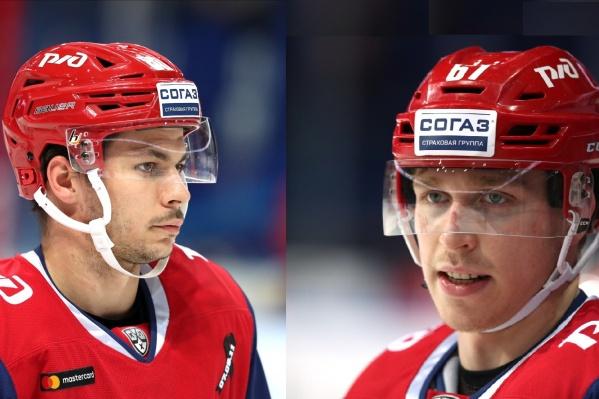 Тай Ратти и Максим Афанасьев не сыграют в следующем матче