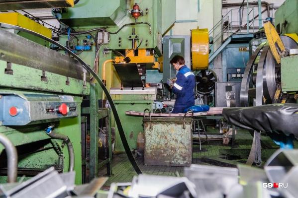 Если Прикамье перейдет на четырехдневную рабочую неделю, в первую очередь это коснется крупных производств