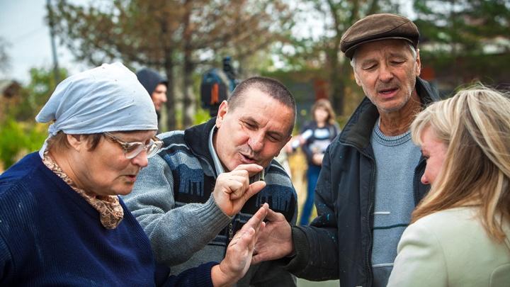 Поликлиника на колёсах: врачи наведаются к челябинским садоводам