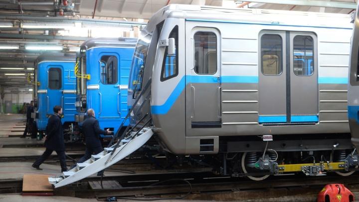 В екатеринбургском метро сократили интервалы движения поездов в выходные дни