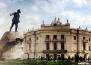Почему у Якова Свердлова такая большая голова: история памятника в центре Екатеринбурга