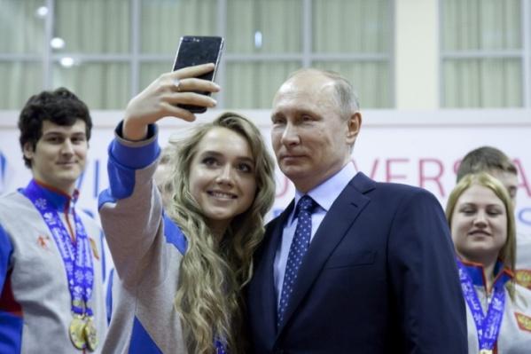 Владимир Путин намерен посетить Зимнюю универсиаду в Красноярске