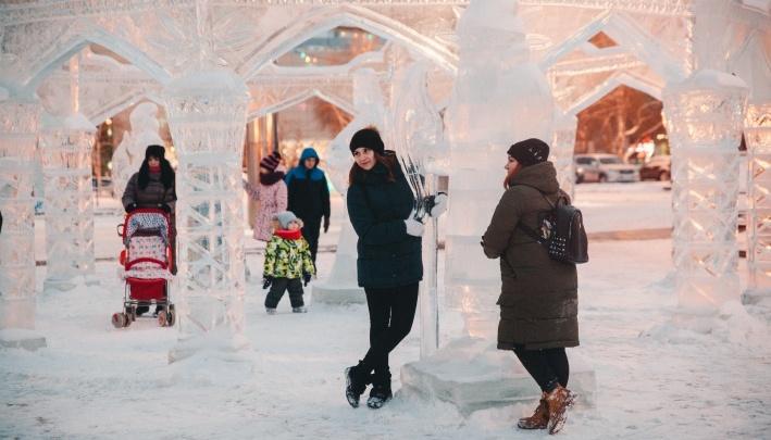 Снег, снег и ещё раз снег: какая погода ждет тюменцев на неделе