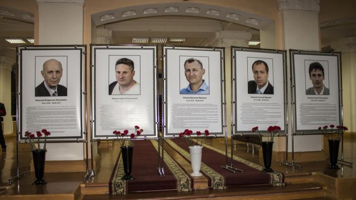 «Пятерых — посмертно»: исследователей, пострадавших от взрыва в Нёноксе, наградили орденами Мужества