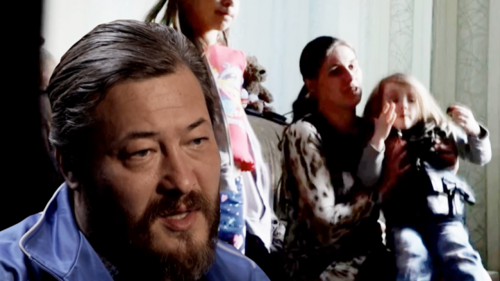 Прикинулся бродягой и одарил: миллионер-ресторатор купил квартиру многодетной семье из Тольятти