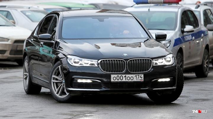 Чёрное наследие: на каком BMW ездит новый глава Челябинской области и сколько потратили на машину