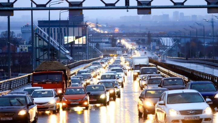 Ростов-на-Дону вошел в список 220 городов мира с самыми сильными пробками