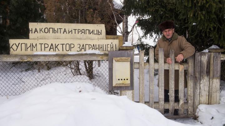 «Для Европы газ есть, а мы в деревнях топим дровами!»: брат Ельцина — о развале уральского села
