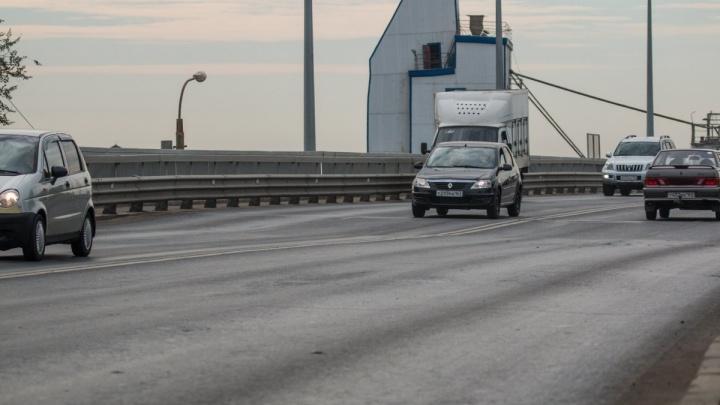 В Самаре подрядчик начал заново ремонтировать Южный мост