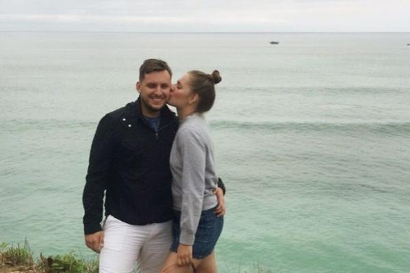 Екатерина даже в Италии нашла мужа из Волгограда