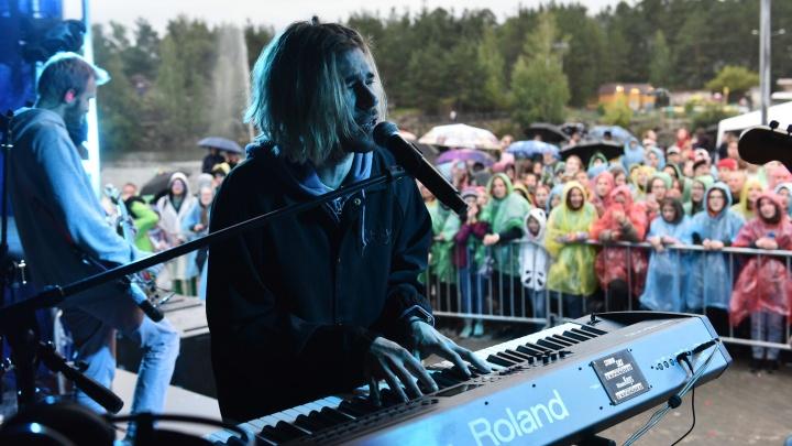 Максим Свобода в третий раз за лето приехал в Екатеринбург и зажёг на фестивале для гиков