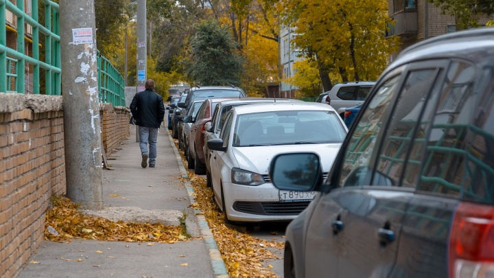 На улице Советской Армии временно запретят парковку