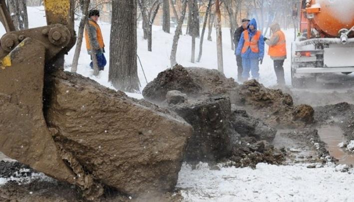 Больше 20 домов в Солнечном сегодня решено отключить от подачи воды и тепла