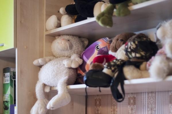 Дети пожаловались Игорю Ткачеву на недостаток игрушек