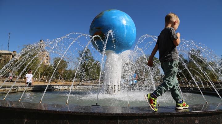 В Волгограде за три миллиона и месяц заново оборудуют фонтан-«убийцу»