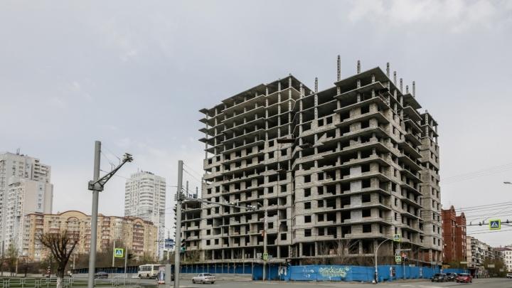 Закончат работы в обмен на землю: самому старому недострою Челябинска нашли инвестора