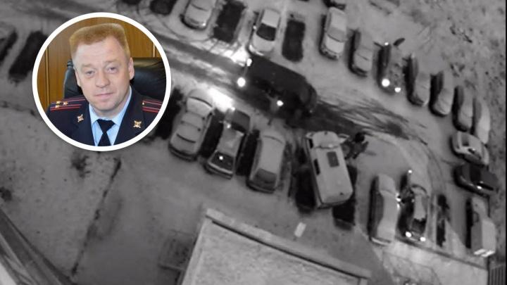 Управились за три минуты: появилось видео, как сотрудники ФСБ повязали главу полиции Первоуральска