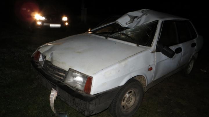 Выпивший водитель сбил в Башкирии женщину с велосипедом