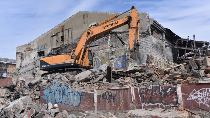 Компания, которая будет строить жилье на месте «Темпа», снесет еще несколько зданий рядом с ним