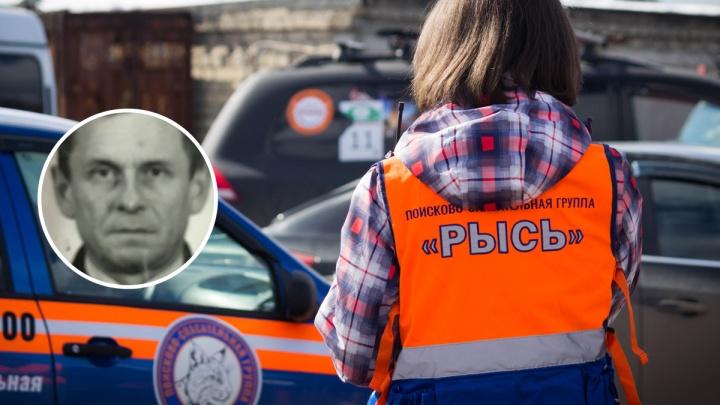 Завершены поиски нижегородца, который ушел из дома в сланцах и женской куртке