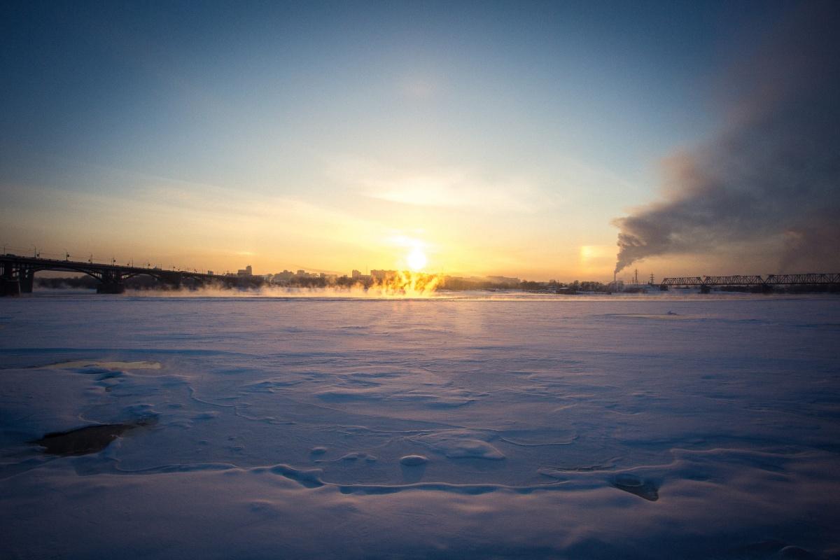 Тёплые воздушные массы начнут поступать в область в воскресенье