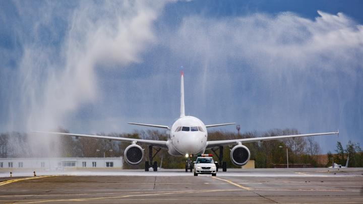 Пермский аэропорт проверили после жалобы авиакомпании «Победа» на проколотые шины самолетов