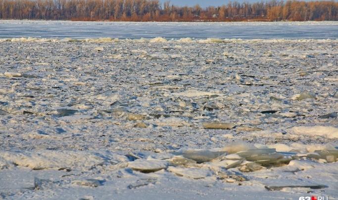 В региональном МЧС рассказали о состоянии льда на реках области