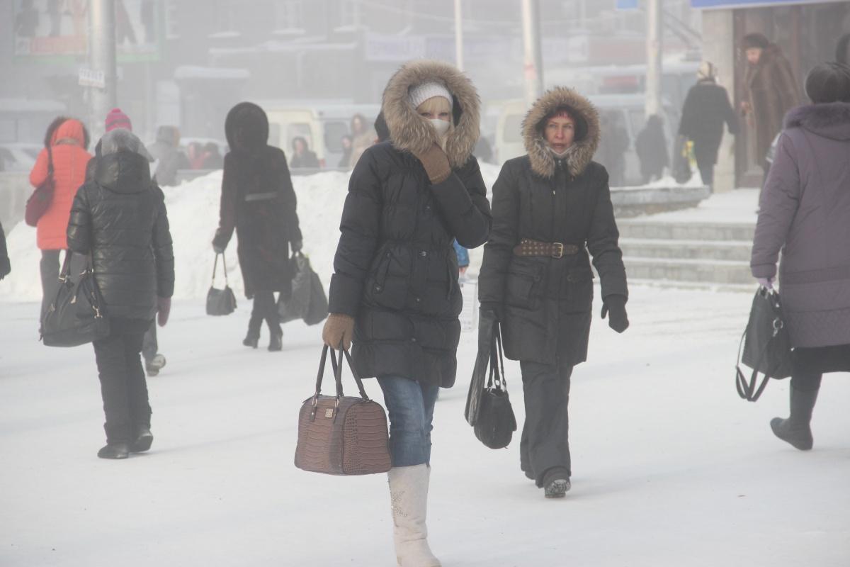 Синоптики считают, что первая декада февраля будет холоднее климатической нормы на 8–10 градусов