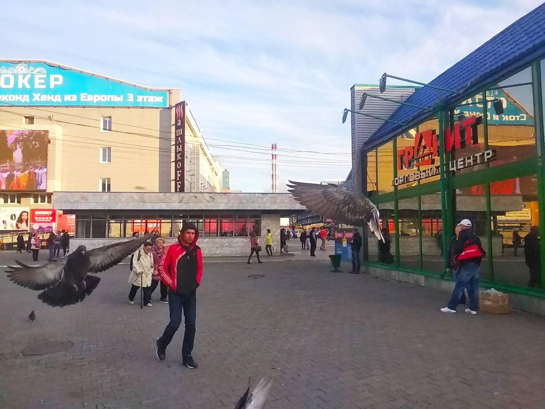 В будущем выход из метро должен будет находиться прямо в здании торгового центра