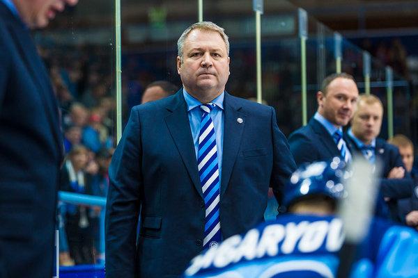 Владимир Юрзинов возглавил «Сибирь» в декабре прошлого года